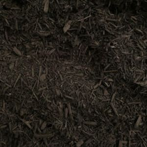 black mulch delivery